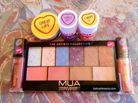 MUA Cosmetics Haul