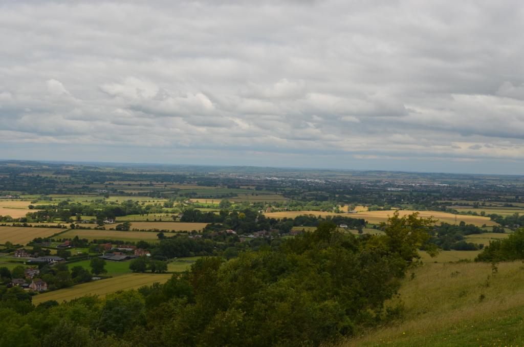 Coombe Hill 19th July 2012
