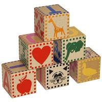 Toy Tuesday: Wooden Non-Toxic Blocks for Baby