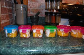 Worth It? Wednesday: Homemade Baby Food vs. Premade Baby Food