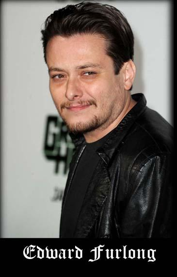Edward Furlong Booked for Domestic Violence at LA Airport