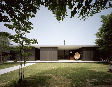 House of Garden by mA-style architects