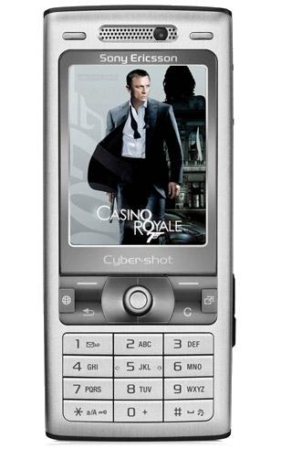 Which Mobile Phones Daniel Craig Uses as James Bond?