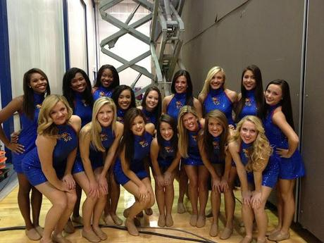 University of Kansas Rock Chalk Dancers