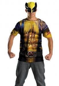 super hero, halloween t-shirt