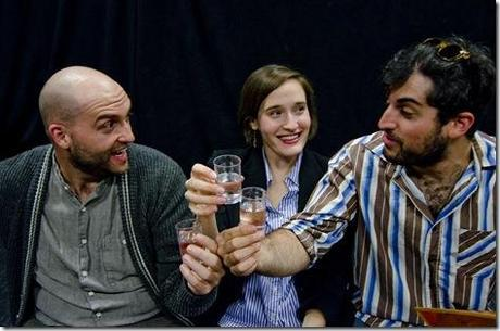Review: The Reckless Ruthless Brutal Charge of It, or The Train Play (Will Act For Food)
