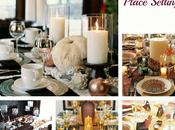 Thanksgiving Place Setting Decorating Ideas