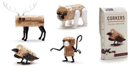 Fun Cork Accessories: Pin Your Corks to Life