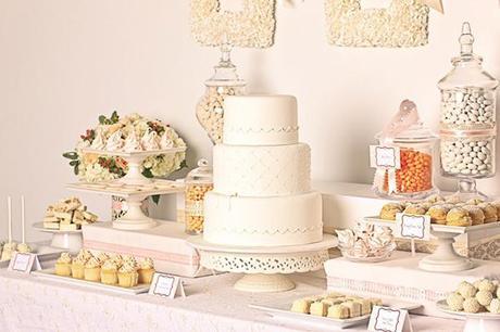 Cool Christmas Wedding Dessert Buffet Ideas Paperblog Home Interior And Landscaping Eliaenasavecom