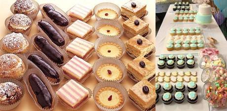 Christmas Wedding Dessert Buffet Ideas - Paperblog