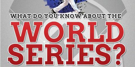 Infographic on World Series Statistics