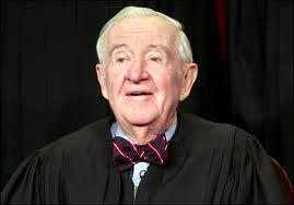 Justice Stevens: No to Guns, Yes to Cell Phones