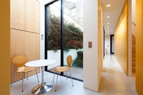 Hillgate Street residence by Seth Stein