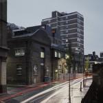Lant Street, Londres by Dow Jones Architects