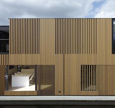 extension villa garbald by miller maranta paperblog. Black Bedroom Furniture Sets. Home Design Ideas