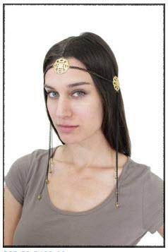 LITTER Jewelry & 5 Unique Head Pieces