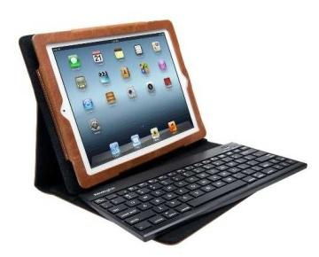 KeyFolio Pro 2 Bluetooth Keyboard Case for iPad 2,iPad 3