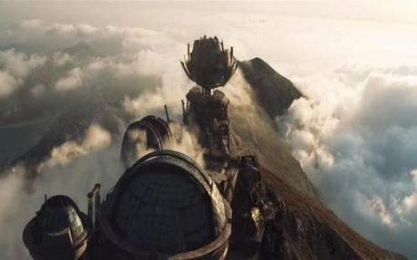 Cloud Atlas: A Review