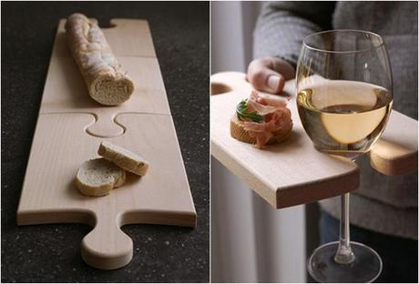 Puzzleboard: Perfect Dinner Party Accessory