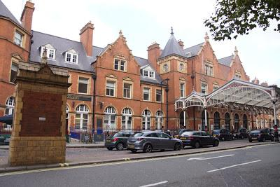 Marylebone Station, the Great Central Railway and the Channel Tunnel