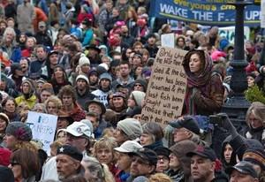 Canada: Movement Against Tar Sands on the Rise
