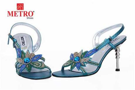 Bridal and Winter Footwear Collection 2012-13 by Metro Shoes with Seminal & Bewitching Designs