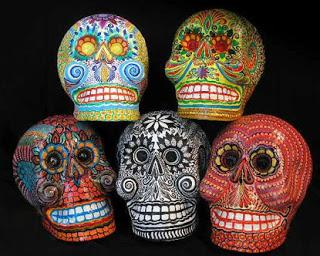 All Saint's Day, Samhain, Day of the Dead,  - 11/1 a Day of Rememberance