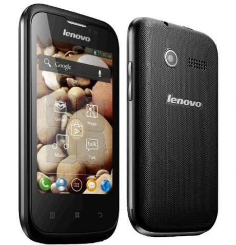 Lenovo Launches 5 New Android Phones in India