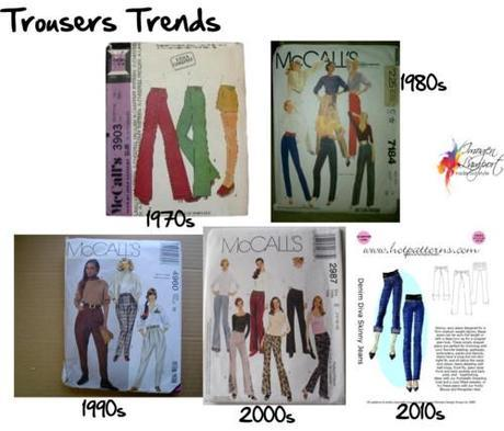 Trousers trends
