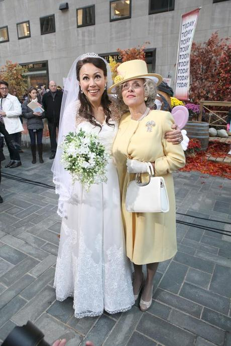 Historical Review: The 'Today' Show's Royal Wedding Halloween Bash