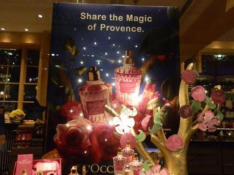 L'Occitane Bloggers Event & Christmas Special Products