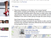 Friday Potpourri: Brides Affected Hurricane Sandy