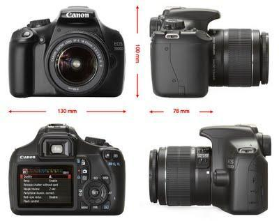 Don't Miss the Opportunity to Win Fantastic Canon EOS 1100D Camera!