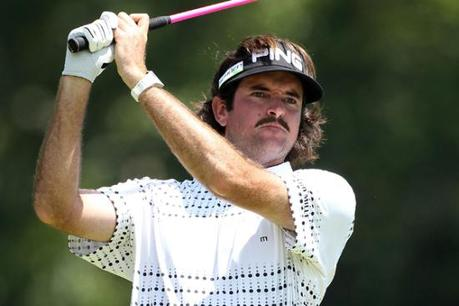 Movember - Golf Mustaches
