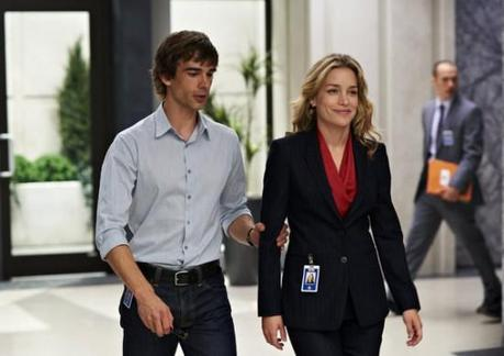 "Review #3786: Covert Affairs 3.13: ""Man in the Middle"""