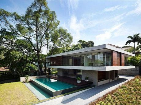 JKC 1 House by ONG & ONG