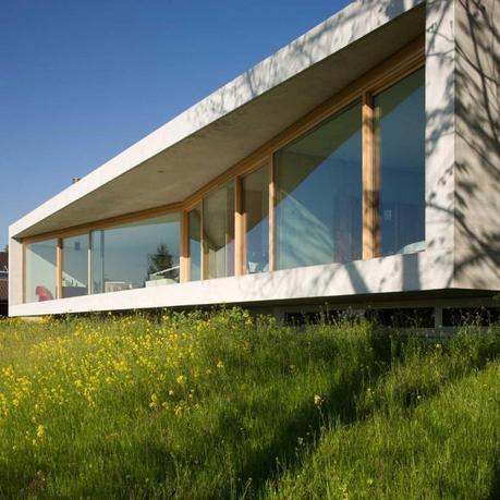 Gauthier House by Bauzeit Architekten