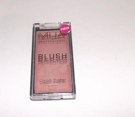 mua cream blush in blossom