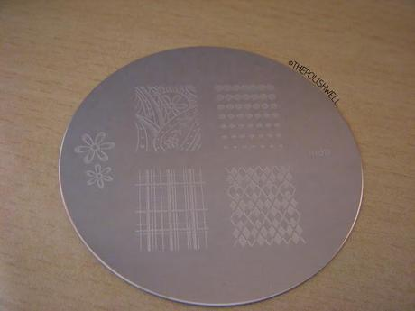 Born Pretty Stamp Plate: M60 & How I Re-Learnt Stamping