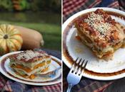 Cabin Autumn: Fall Flavored Lasagna