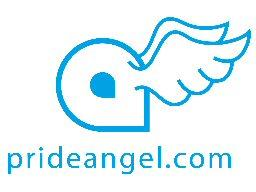 Pride Angel Logo