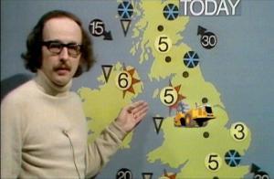 99. Weatherman