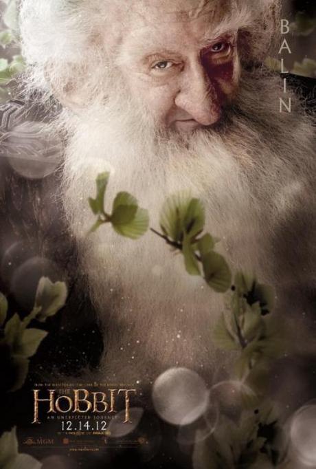17 Hobbit posters