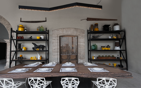Restaurant Meets Design 116: El Montero, Mexioco