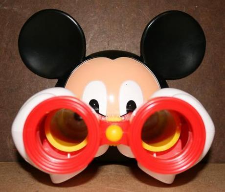 Mickey Mouse Binoculars