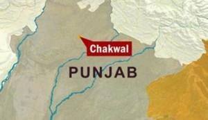 Chakwal-Map