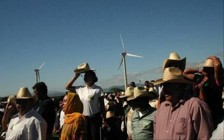 Indigenous vs. multinationals in Mexico wind power