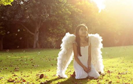 PHOTOGRAPHY: Morning Angel