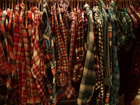 Fall is Fabulous For Flannel