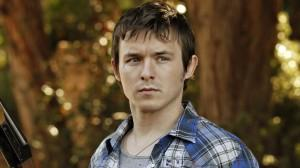 Marshall Allman who stars as Tommy Mickens in HBO's True Blood